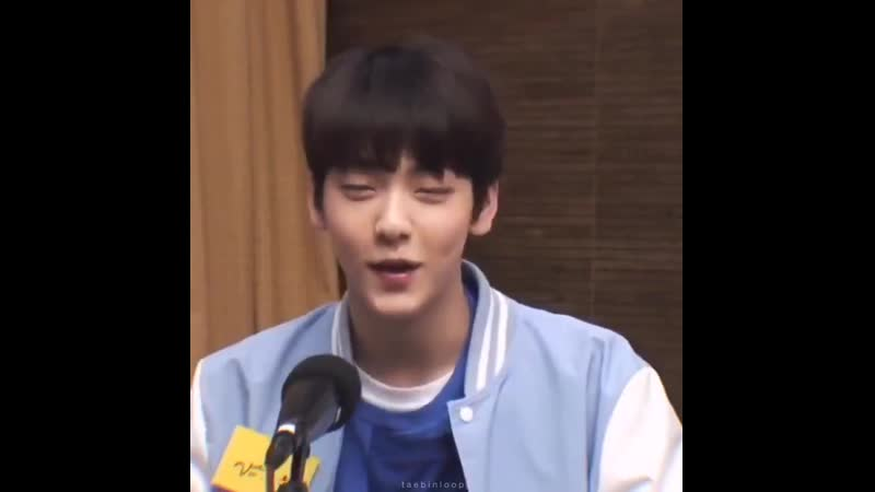 Just a mini compilation of soobin's cute laugh when he gets shy