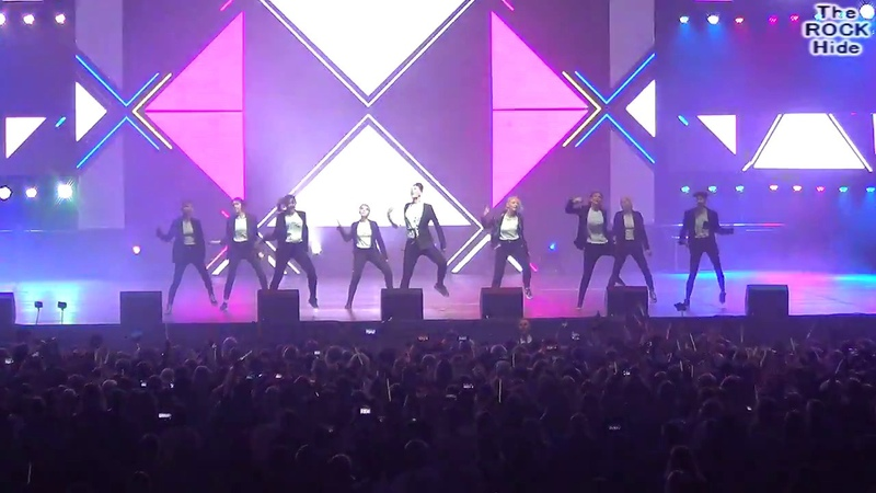 X EXO - Dancing King dance cover by Gentleman'S and LUMINANCE [KCDF 2018 (08.06.2018)]