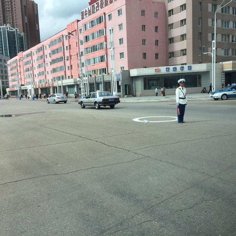 Отчет о путешествии в Северную Корею Регулировщики