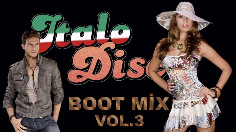 İtalo Disco - Boot Mix / Vol.3