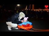 Съемки фильма Ёлки 3 в Санкт-петербурге