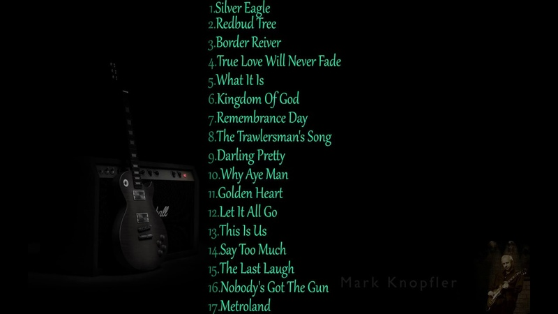 Mark Knopfler - Greatest Hits FLAC (part 1)