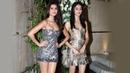 Student Of The Year 2 Actresses Ananya Panday And Tara Sutaria At Manish Malhotra Party