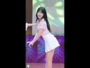 · Fancam · 180818 · OH MY GIRL (Arin focus) - A-ing · DRUMEX Concert ·