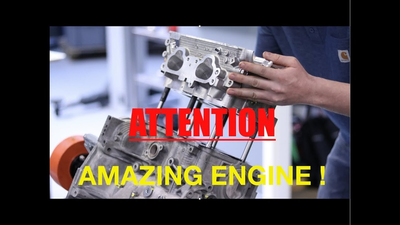 Amazing Engine Build EJ22 l Satisfying l Time-Lapse l Subi-Performance