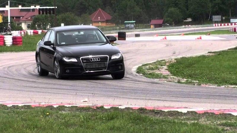 Spalacz | Audi A4 2.0 tfsi quattro | 5. runda SuperOES Kielce - 31.05.2014