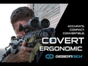 SRS-A1 Covert Rifle Ergonomic - Tomorrow's Weapons