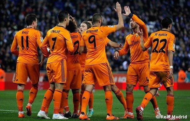 Эспаньол - Реал Мадрид 0:1
