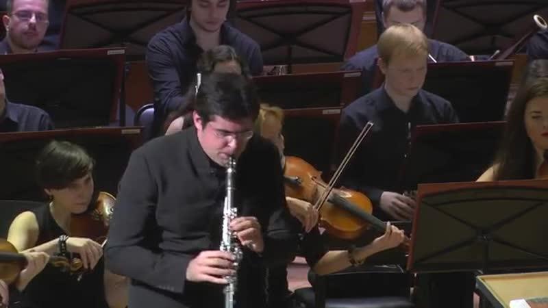 Луиджи Басси Концертная Фантазия на темы оперы Верди Риголетто для кларнета с оркестром фа мажор