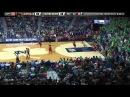 Irish Outlast Louisville In 5 OT - Notre Dame Men's Basketball