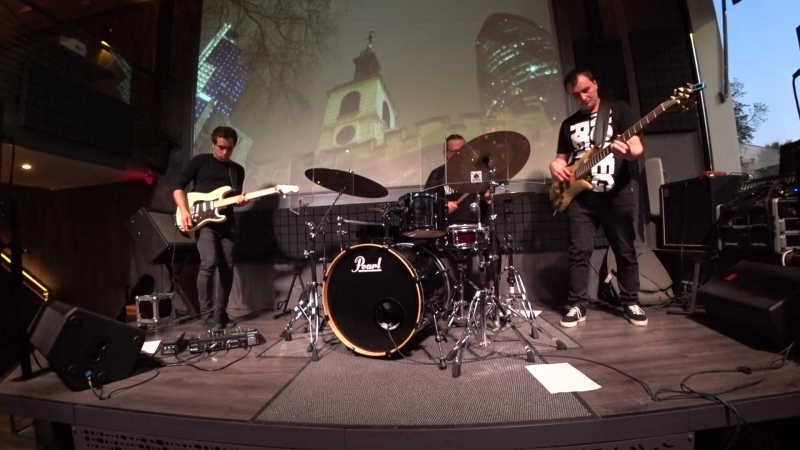 Yussef Kamaal Lowrider Stage one trio cover