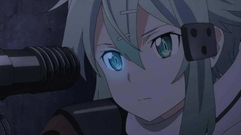 Sword Art Online AMV - Angel with a Shotgun (Nightcore)