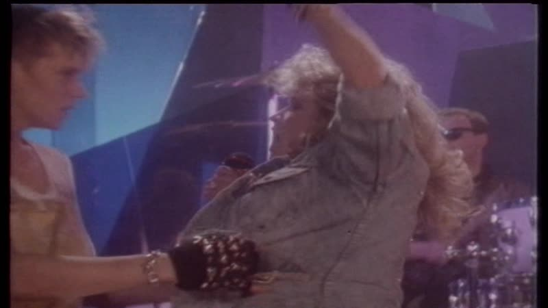 Samantha Fox — Touch Me (I Want Your Body) = Bild - Hit-Clips Der 80er
