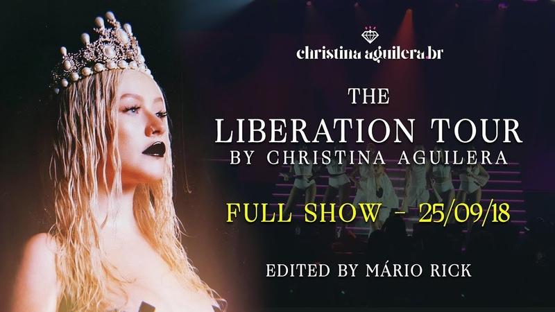 Show Completo The Liberation Tour - 25 09 2018 em Miami no Hard Rock Cassino - CABR - by Mário H.