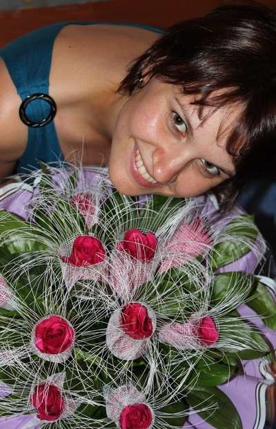 Оленька Усик, 1 августа , Санкт-Петербург, id80369614