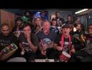 Metallica играет на детских музыкальных инструментах