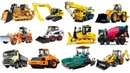 Educational Video for Kids Learning Vehicles Construction Trucks Transport Names Learn english