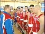 Встреча Владимира Путина со сборной России по боксу 2004 год