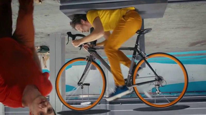 Клип иллюзия - OK Go - The Writing's On the Wall