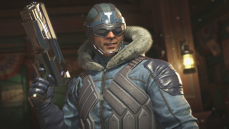 Injustice 2 Captain Cold Vs All Characters All Intro Interaction Dialogues Clash Quotes смотреть онлайн без регистрации