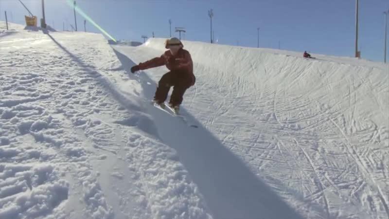 Most Creative Insane Ski Tricks Compilation EVER MADE!!