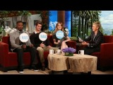 The Amazing Spider-Man 2 Cast Plays Never Have I Ever
