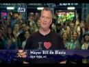"""NY Mayor Bill de Blasio Loses Stanley Cup Bet - Sings """"I Love LA"""""""