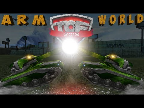 TANKI ONLINE: TOURNAMENT / Solo ArmWorld - XP BP - (Xr Vr i Turnir)
