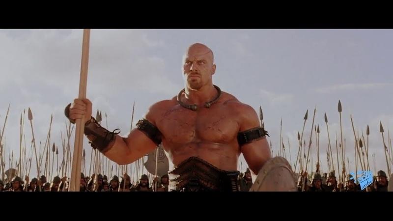 Ахиллес против Боагриус Троя Troy сцена фильма