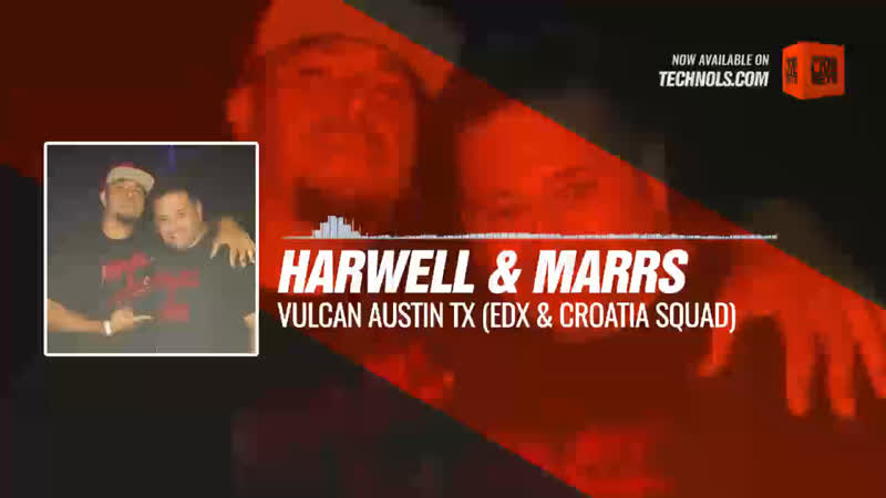 Harwell Marrs - Vulcan Austin Tx (EDX Croatia Squad) Periscope Techno music