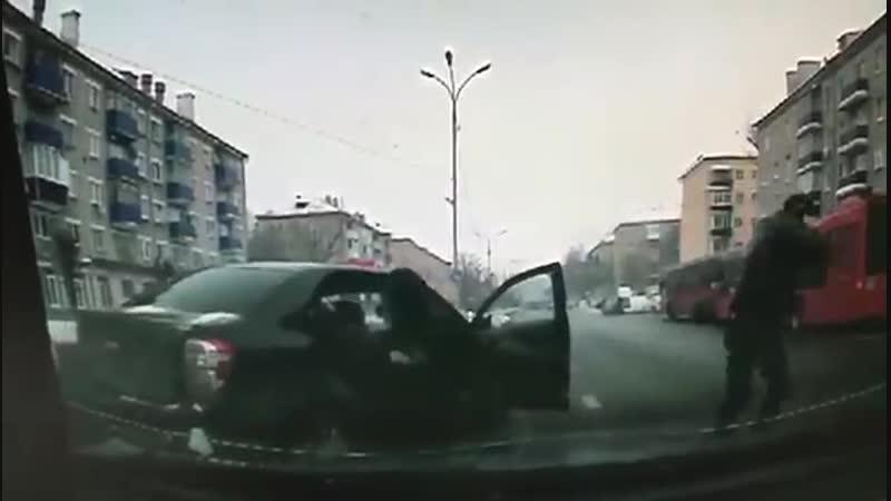 ГТА по казански водитель сбил гаишника