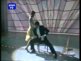 Fantastico 7 balletto Alessandra Martines