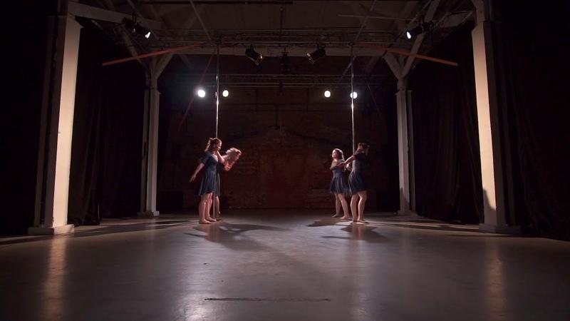 Contemporary pole, групповой номер, Наталья Гусева | Kat's dance studio, отчётный концерт, май 2018
