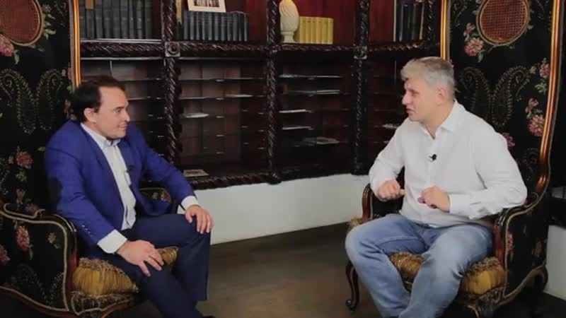 """Интервью с основателем компании """"Плазмолифтинг"""" Р. Р. Ахмеровым о франшизе Plasmolifting Praxis®️"""