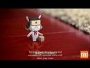 Мультяшный ролик от Xiaomi про маршрутизатор