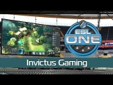 ESL One Frankfurt - Invictus Gaming - чемпионы  - 30-06-2014 - WES Cyber News