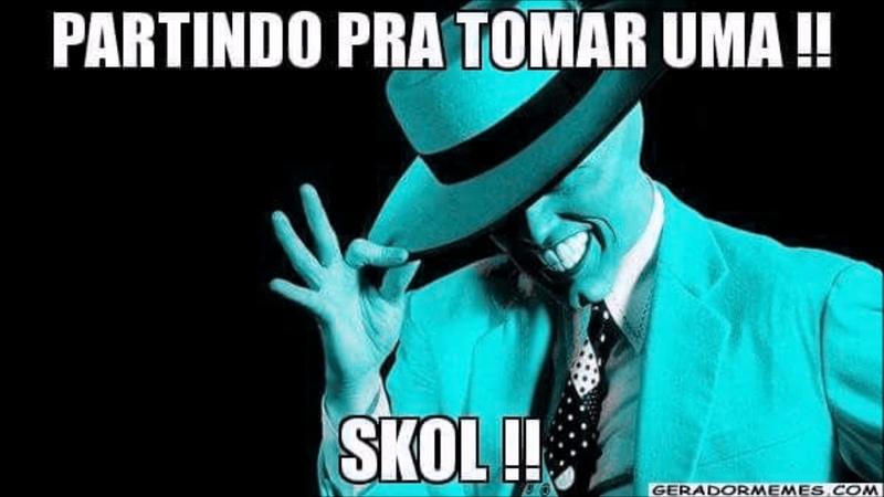 MC Mano Earllão - ROCK do maskara partindo pra tomar uma skol