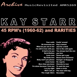 Kay Starr альбом 45 Rpm's (1960-1962) & Rarities