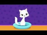 Привет, малыш! Про кошку детские мультфильмы