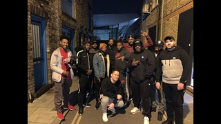 16 for 16 Cypher Deadly, Footsie, Breakman,Hitman, Mr Manage & C Dash