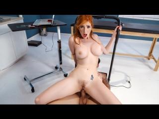 Lauren phillips [hd 1080, big tits, doctor, nurse, redhead, uniform, porn 2018]