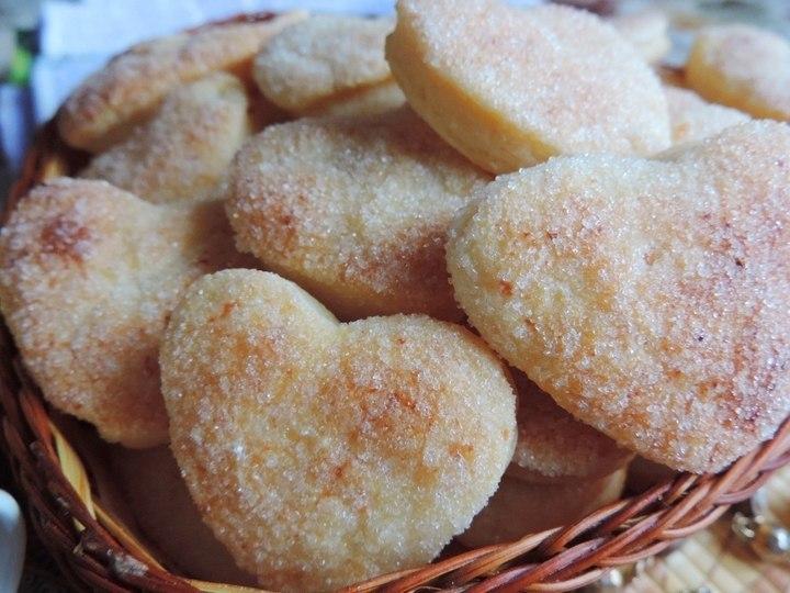 Творожное печенье «Слойка». Невероятно вкусное, просто тающее во