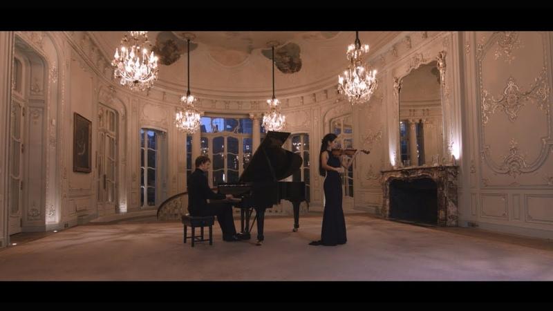 Spiegel im Spiegel (Arvo Pärt) for Violin and Piano - Nadia Vasileva and Luke Faulkner
