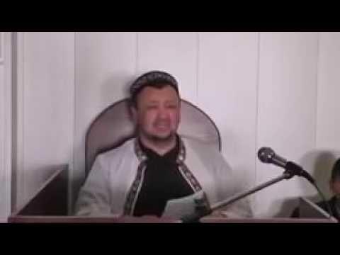 Намаз оқымайтын қызға үйлену   Абдуғаппар Сманов