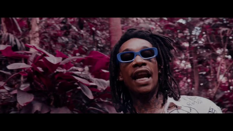 Wiz Khalifa - Hunnid Bands (official video) Prod. By Tay Keith
