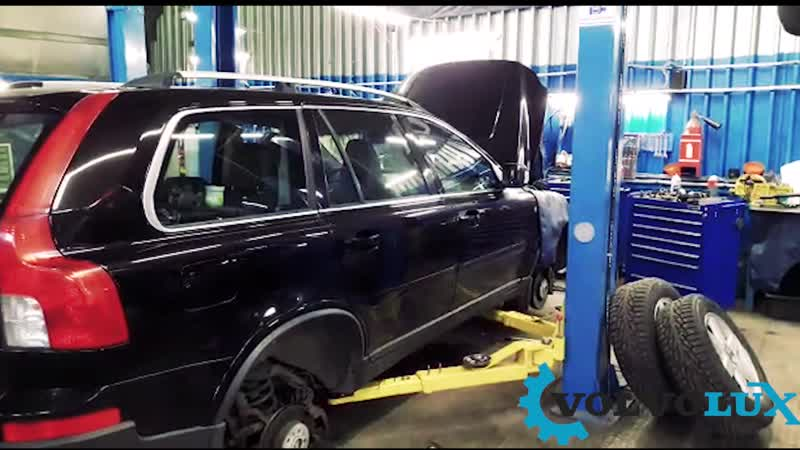 Техобслуживание Volvo