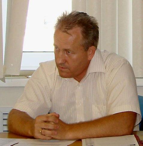 Начальник отдела транспорта города Таганрога Вячеслав Рубашкин