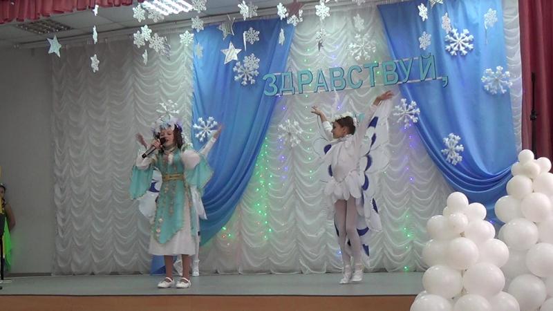Елизавета Неборская Журавы выступление на конкурсе Здравствуй мир 24 января 2017