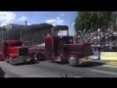 Невероятные аварии грузовиков на гонках