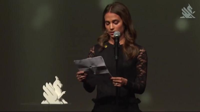Речь на Гётеборгском кинофестивале / 27.01.2018